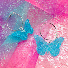 Load image into Gallery viewer, Barbie Butterfly Earrings - Shop Solani