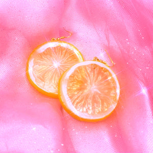 Citrus Earrings