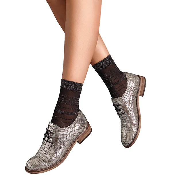 Penti Strike Fashion Ankle High Sock - fashiontight.uk