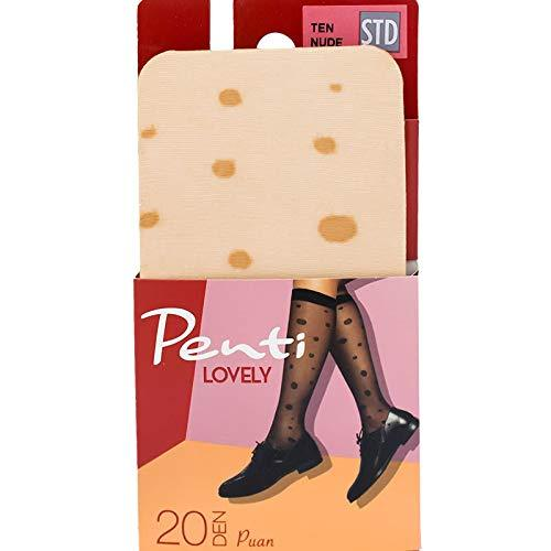Penti Dotted Knee Highs Socks - fashiontight.uk