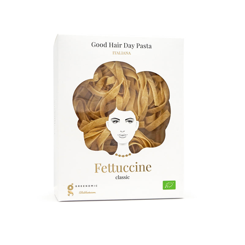 Greenomic Good Hair Pasta - Fettuccine classic - 250g