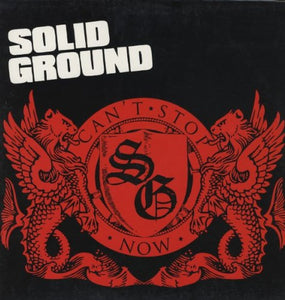 "Solid Ground ""Can't Stop Now"""