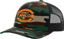 Load image into Gallery viewer, Snapback Camo Trucker Cap