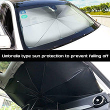 Load image into Gallery viewer, HeatBlock™️ Car Sunshade Umbrella
