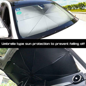 HeatBlock™️ Car Sunshade Umbrella