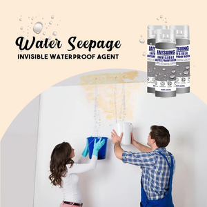 Leak-trapping Sealant Spray