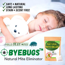 Load image into Gallery viewer, ByeBugs™️ Natural Mite Eliminator (Pack of 6)