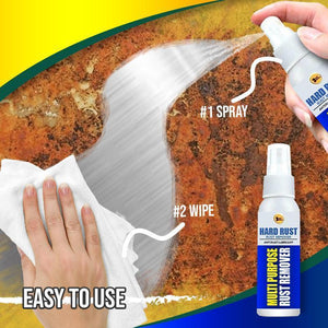 Hard Rust Stain Remover