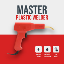 Load image into Gallery viewer, Master Plastic Welder™