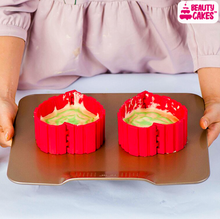 Load image into Gallery viewer, BeautyCakes™ Magic Cake Shaper. <br>[4 Piece Bakeware Set]