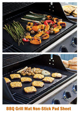 Load image into Gallery viewer, Non-Stick BBQ Grill Mat