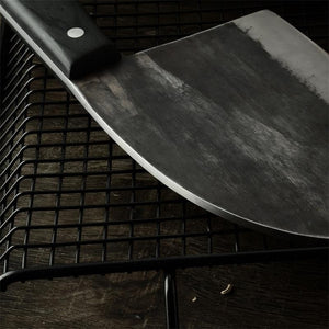 Hand Forged Serbian Chef's Knife