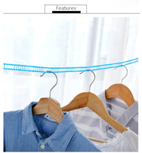 Load image into Gallery viewer, Windproof Non-Slip Clothesline