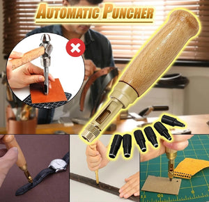 Handy Automatic Puncher