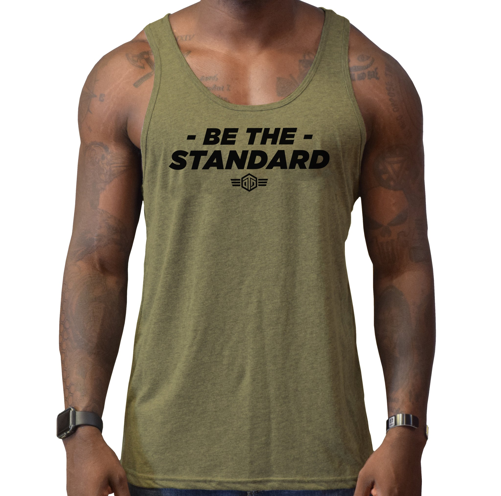 Be The Standard Men's Tank