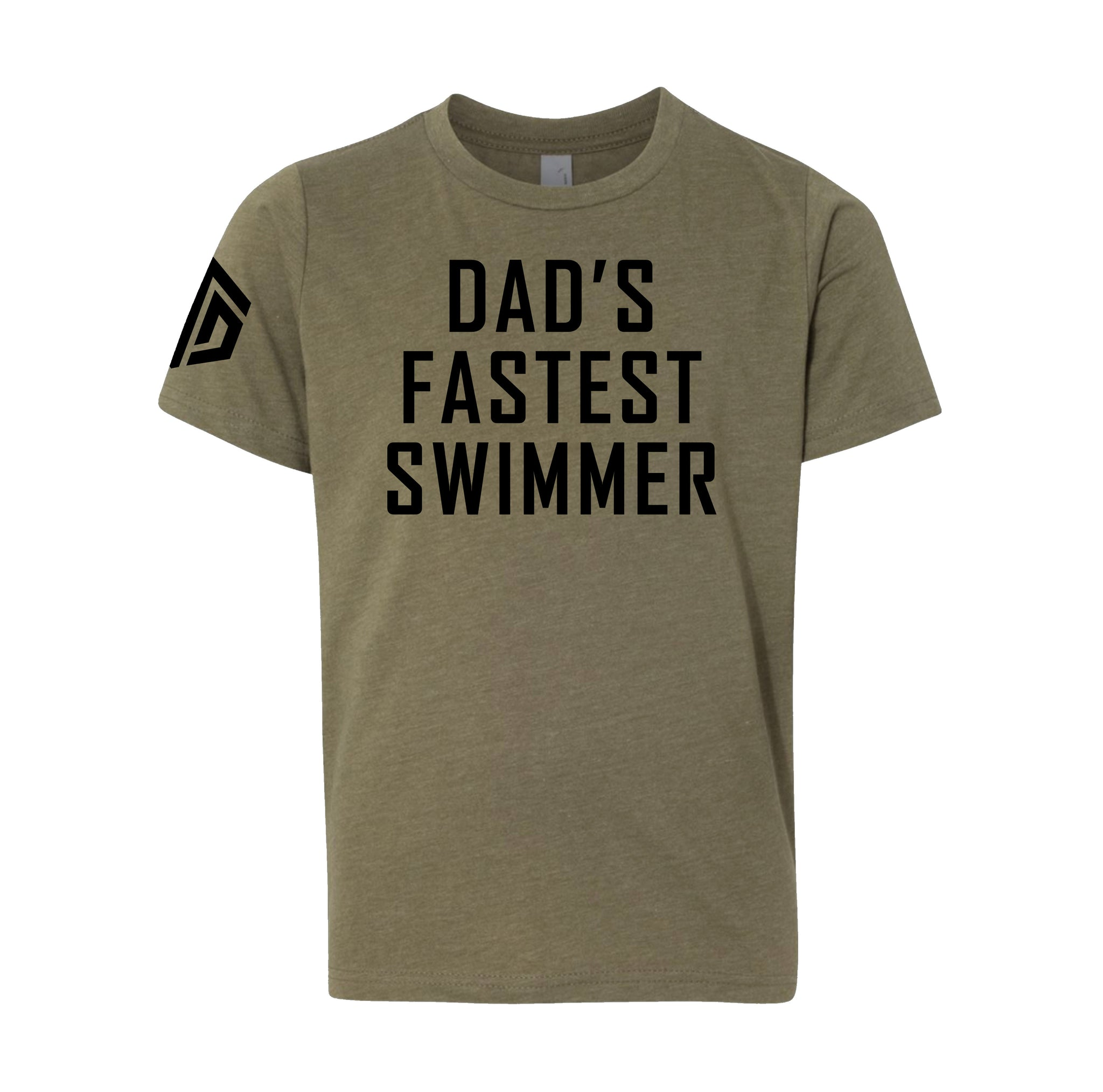 Dad's Fastest Swimmer