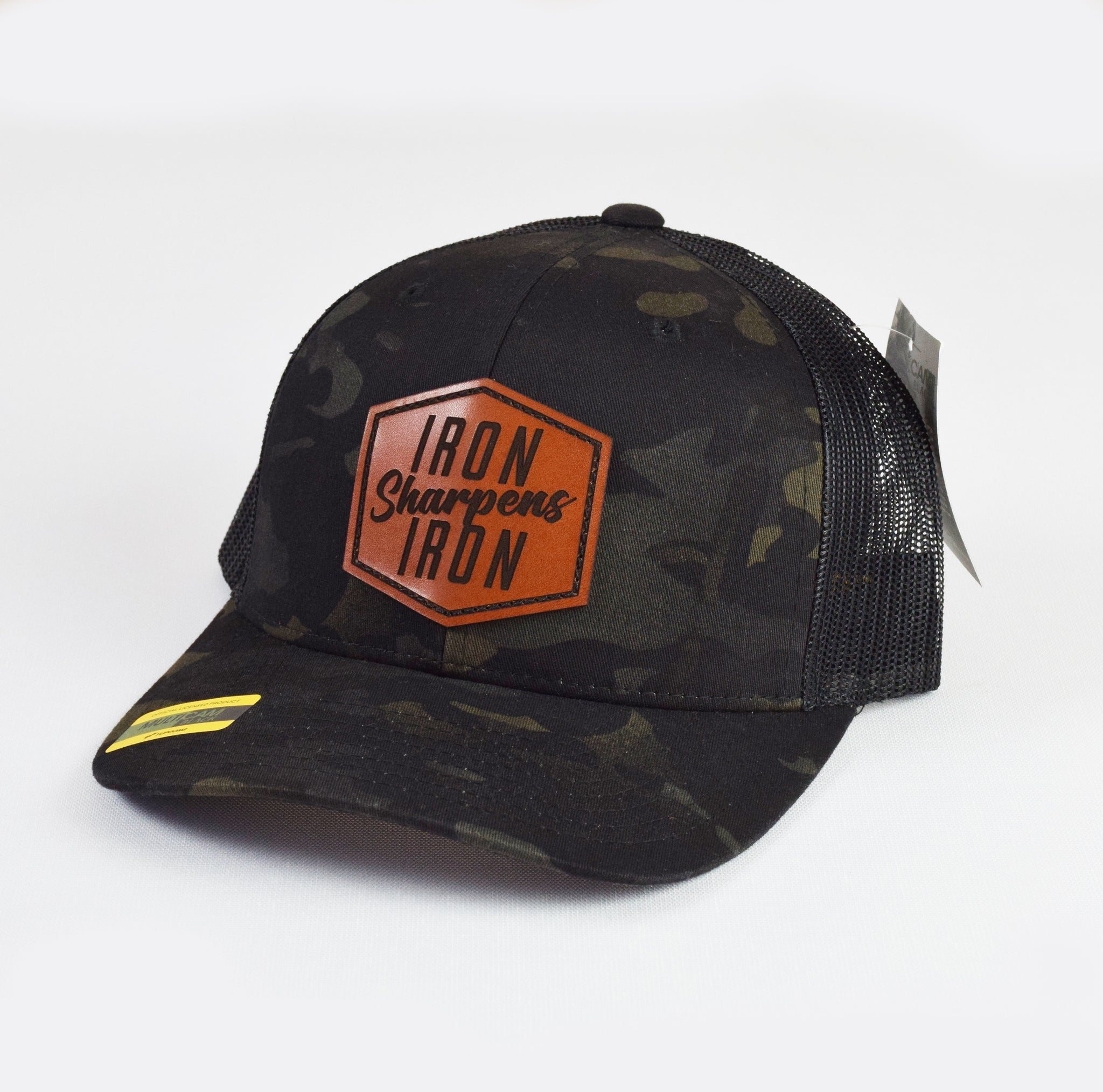 Iron Sharpens Iron SnapBack