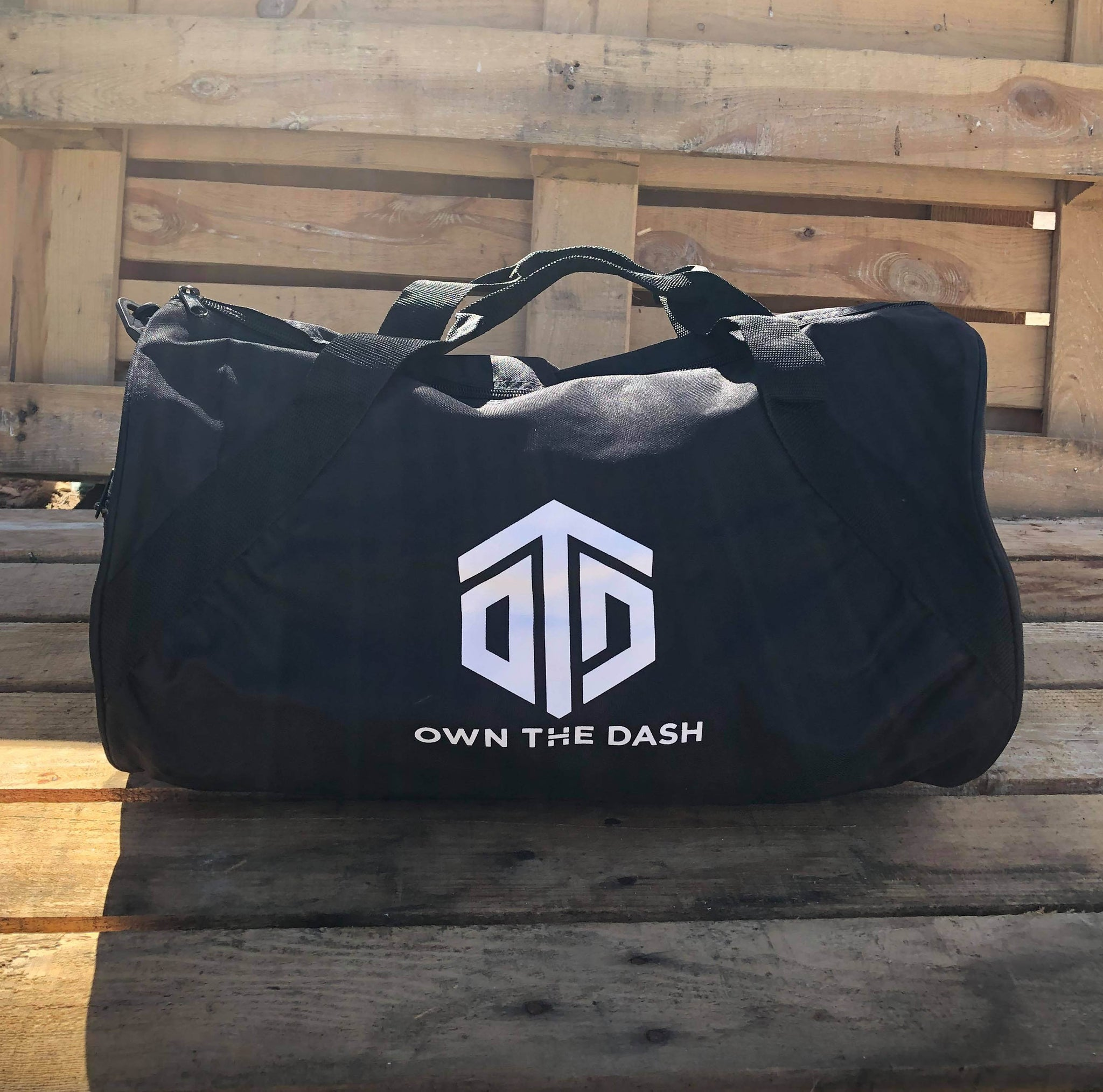 Own The Dash Duffel Bag