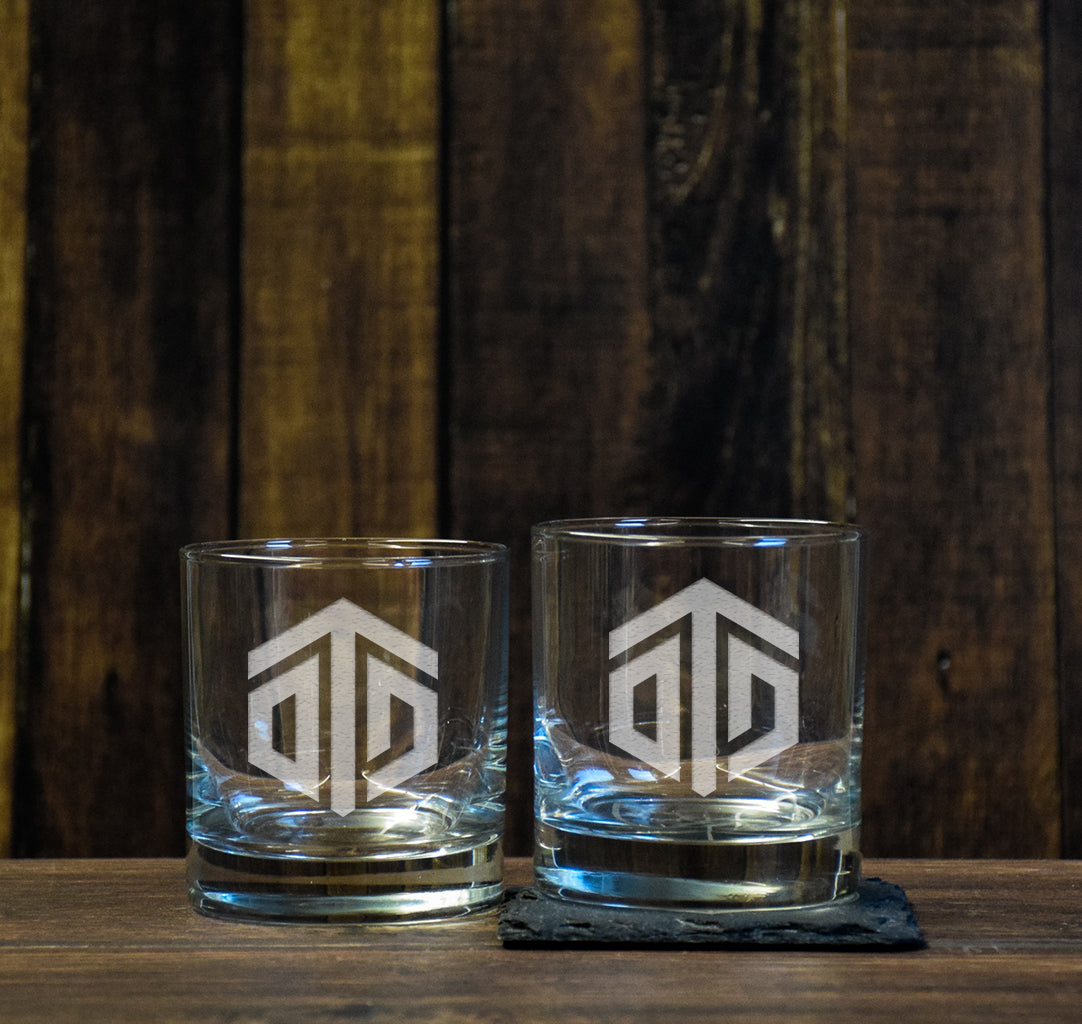 OTD Icon Low Ball Glass Set