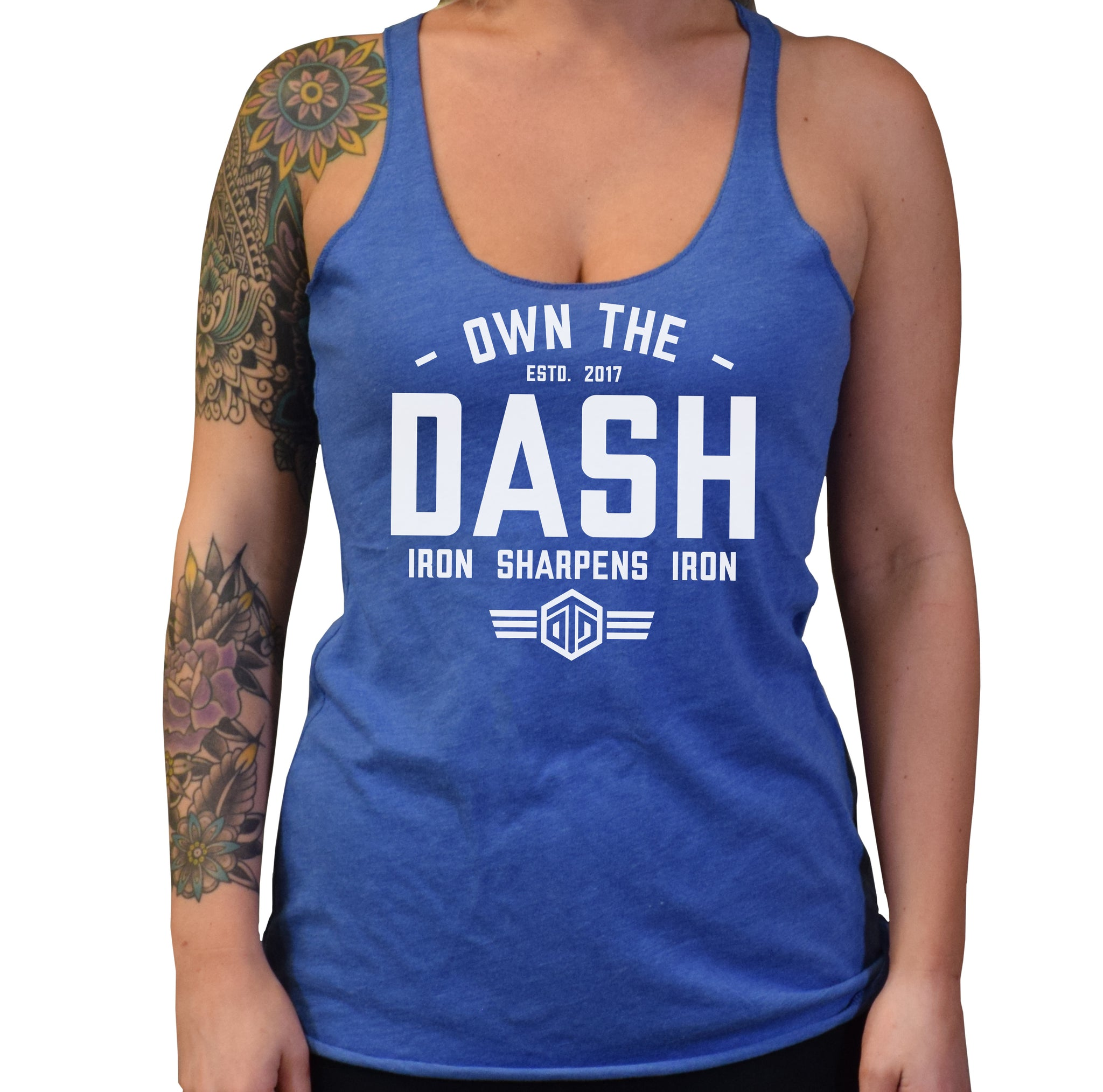 OTD Retro Ladies Tank