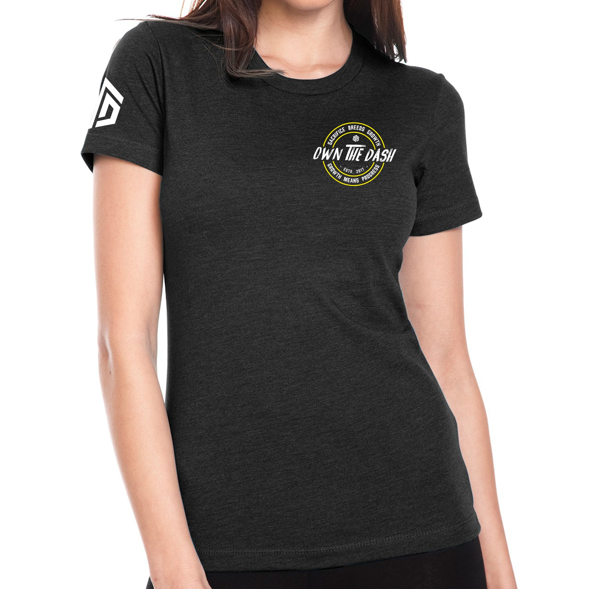 Sacrifice Breeds Growth Ladies Shirt