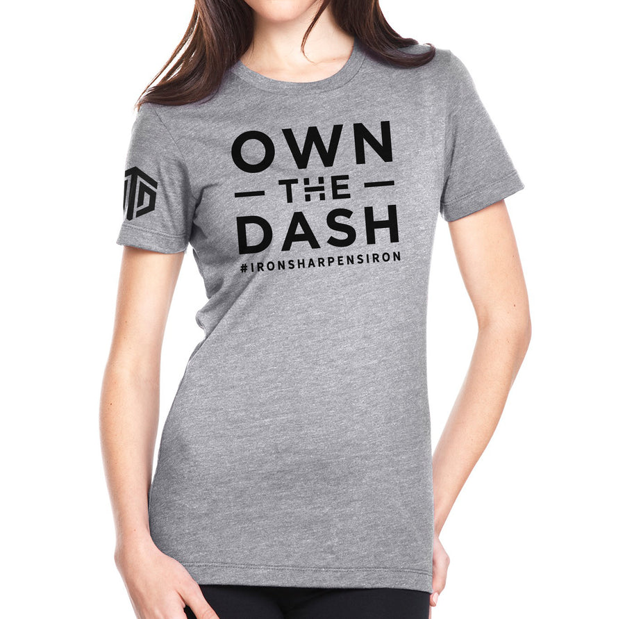 Ladies Own The Dash Logo