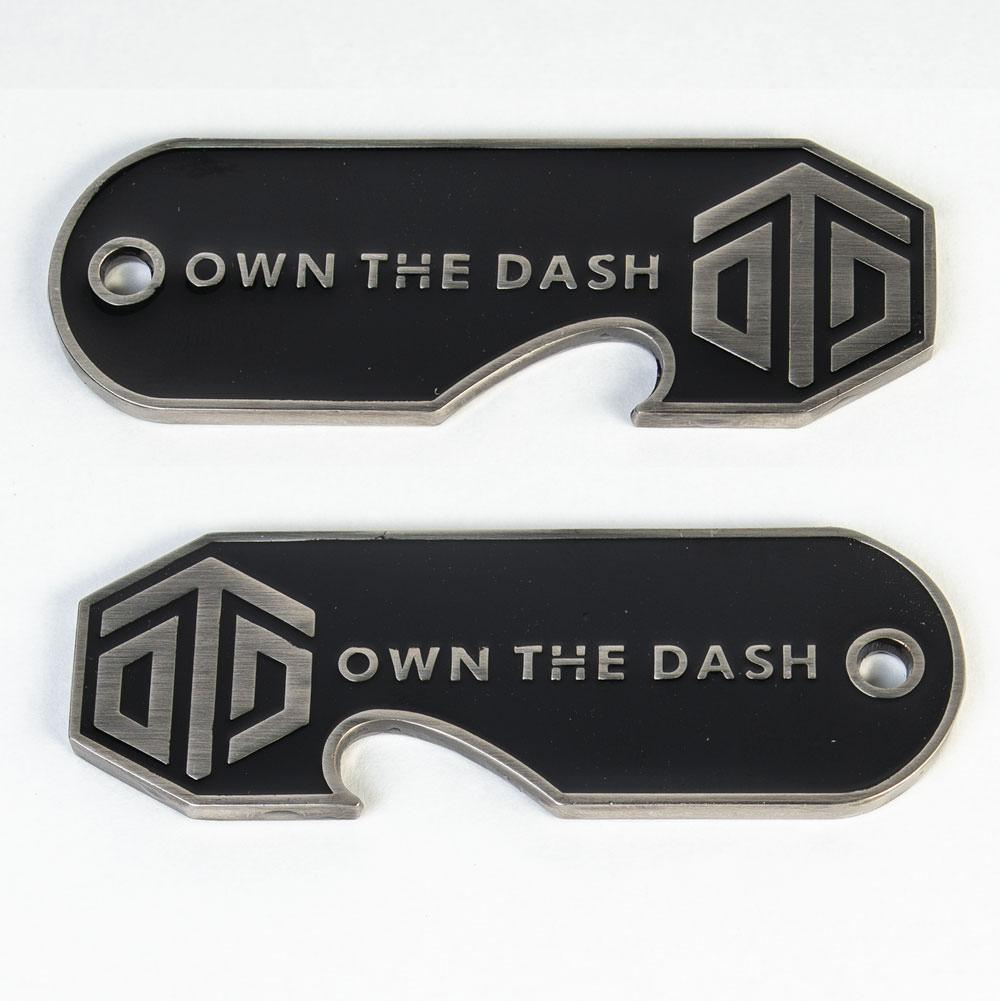 Icon Keychain & Bottle Opener