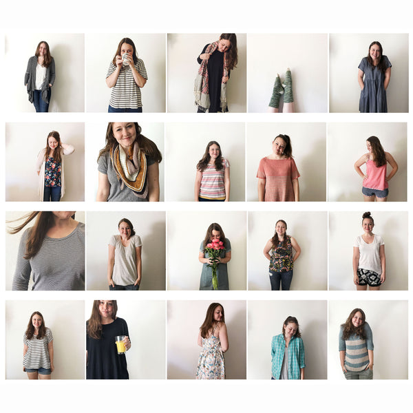 Me Made May and The Curated Closet