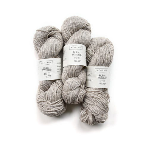 Domestic Fingering - Magpie Fibers