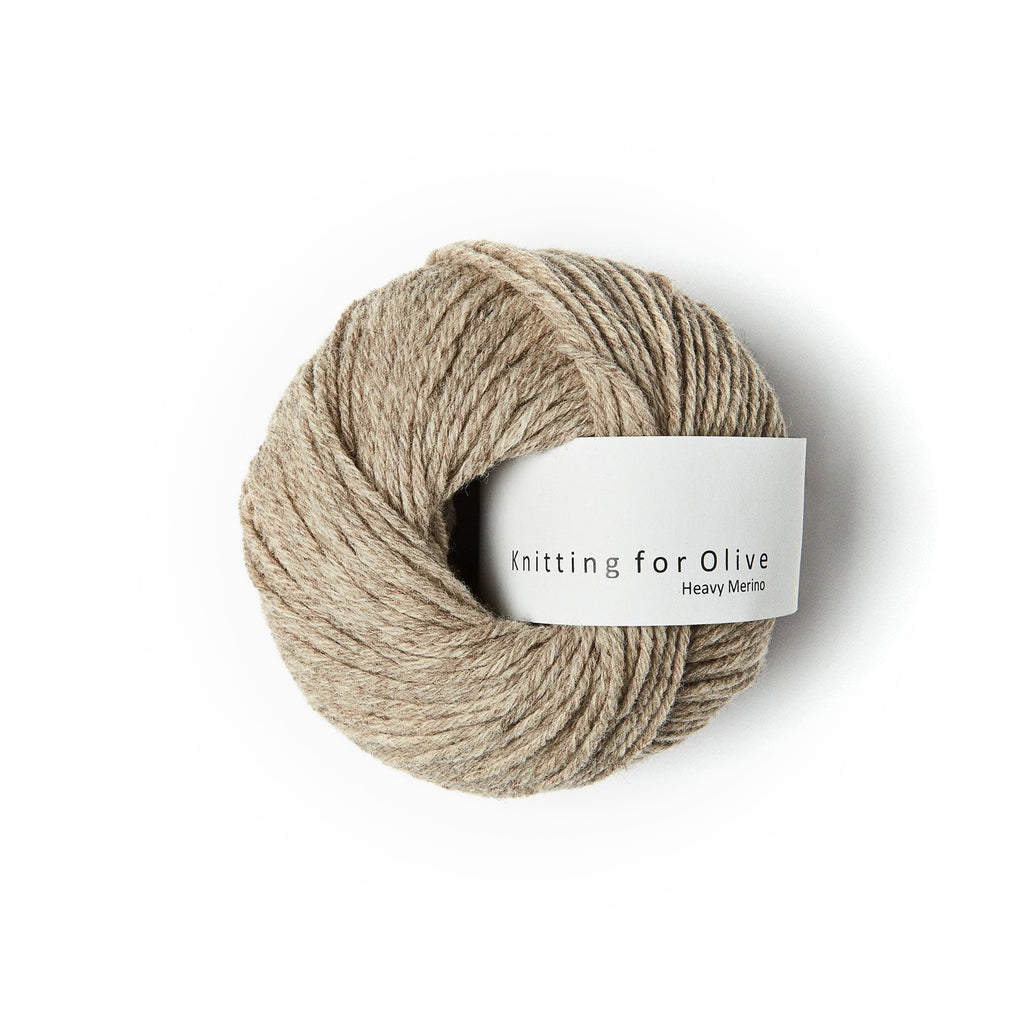 Heavy Merino - Knitting for Olive