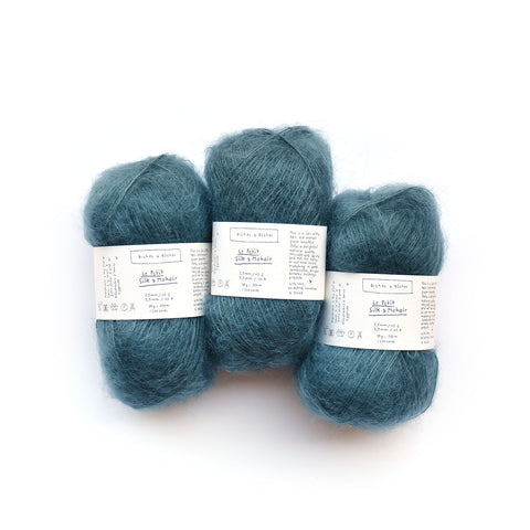 Berry Suri - Woolberry Fiber Co