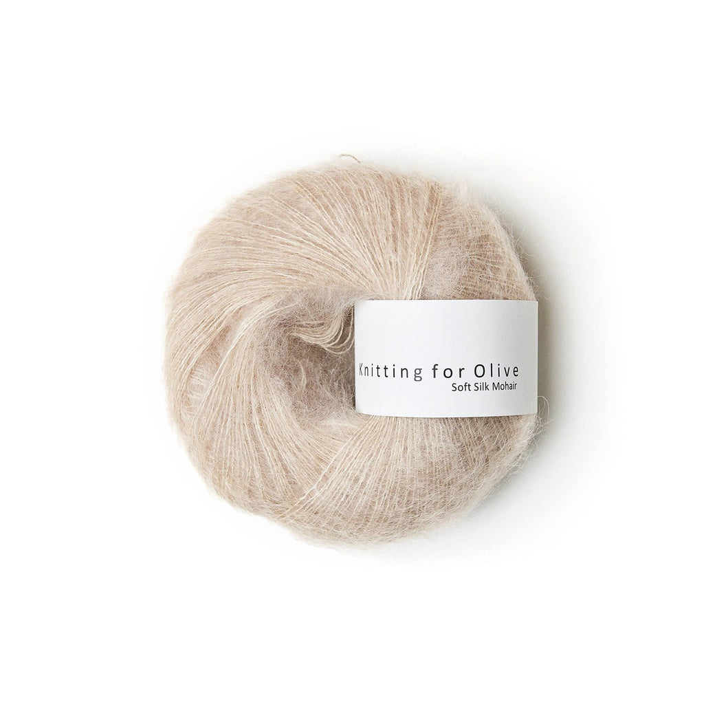 Soft Silk Mohair - Knitting for Olive