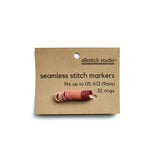 Seamless Stitch Markers