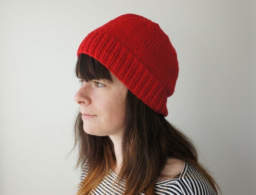 Simple Hat Pattern