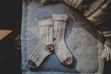 Winter Morning Socks Pattern