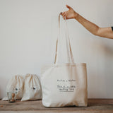Biches & Bûches Tote Bag