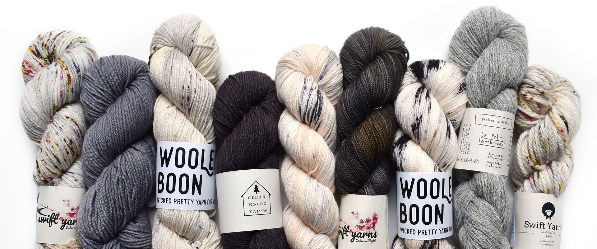woolen boon yarn