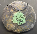 Irish Moss Seaweed Necklace