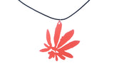 Sachuest Butterfly Seaweed Necklace