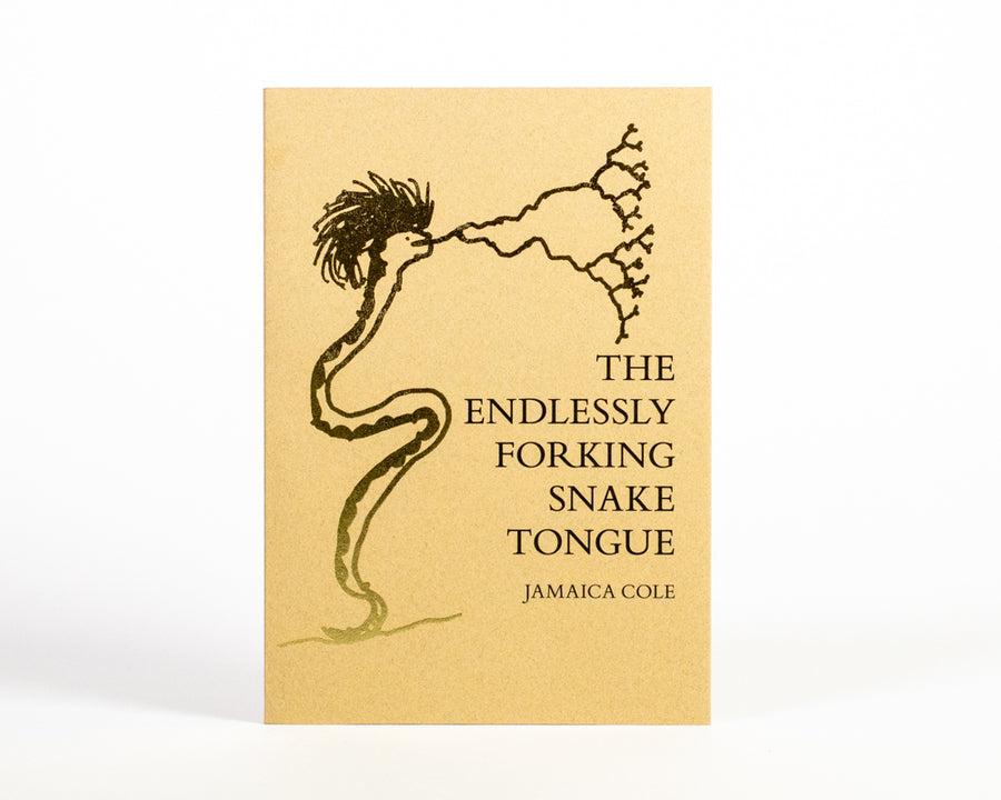 Jamaica Cole : The Endlessly Forking Snake Tongue
