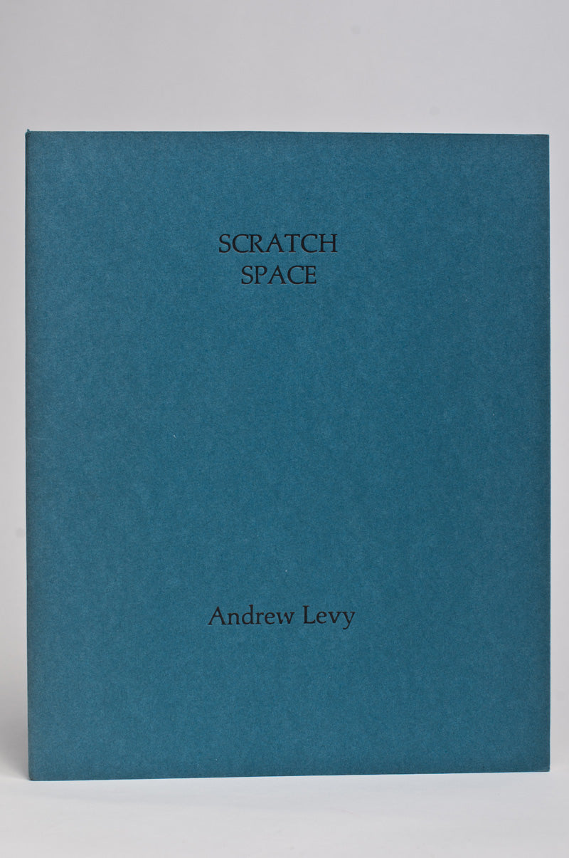 Andrew Levy : Scratch Space