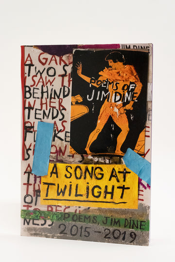 JIM DINE : A SONG AT TWILIGHT