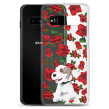 Samsung Case - Roses