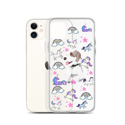 iPhone Case - Unicorns And Rainbows