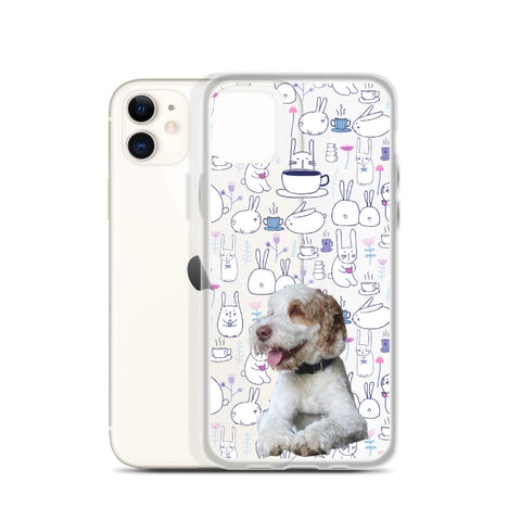iPhone Case - Bunny Shower
