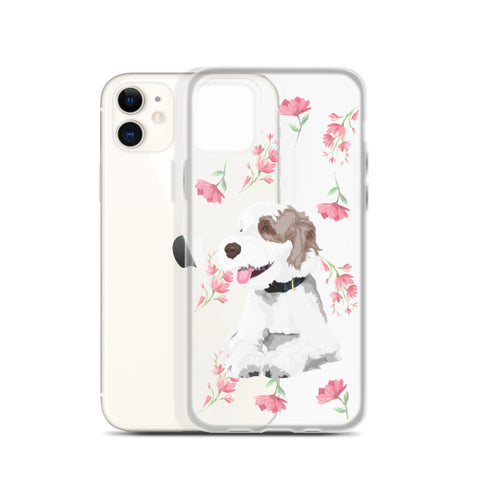 iPhone Case - Pink Flower
