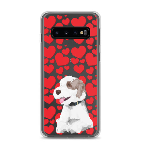 Samsung Case - hearts