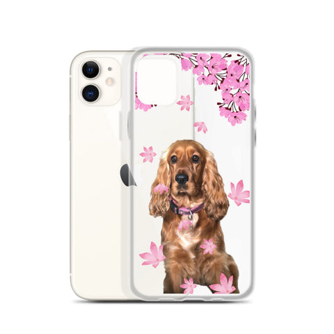 iPhone Case - Pink Blossoms