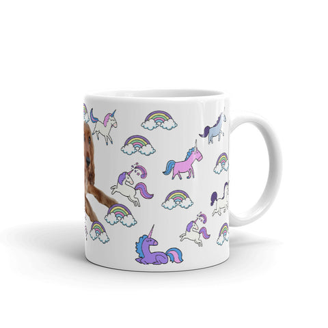 Mug - Unicorns and Rainbow