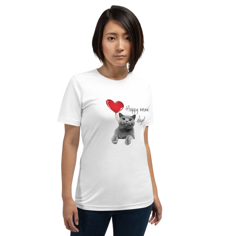 Short-Sleeve Unisex T-Shirt - Happy mother's day